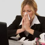 Study explores why people come into work when they're sick