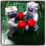 Teaching robots to cope with ambiguity