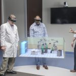 Using HoloLens in the operating theater