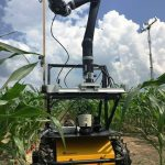 Using robotics to test crops for climate related changes