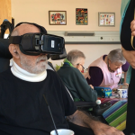 Using VR to help the terminally ill
