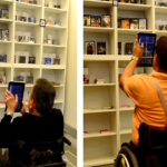 Using Augmented Reality To Help Disabled Shoppers
