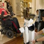 Using Robots To Support Army Veterans At Home