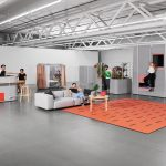 A more flexible office design