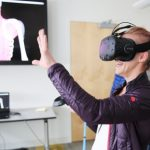 Using VR for medical training