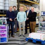 Researchers Work On Autonomous Forklift Trucks