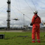 Intel Drones Conduct Live Gas Terminal Inspections