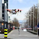 The Drones Taught To Navigate By Bikes and Cars