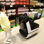 Robotic Shopping Cart Trialed In South Korea